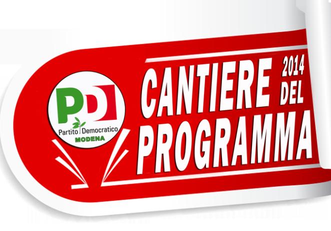 Alla Festa di Ponte Alto è in cantiere il programma del Pd