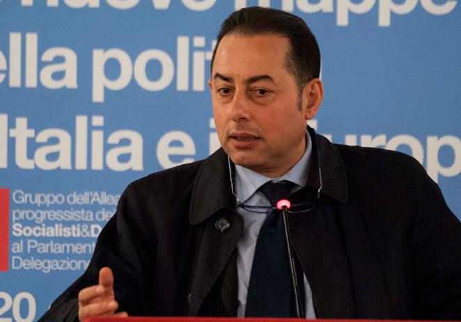 Festa Pd, giovedì 19 settembre atteso Gianni Pittella