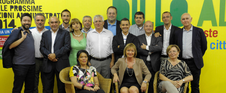 L. stabilità, incontro tra i parlamentari Pd e sindaci del cratere