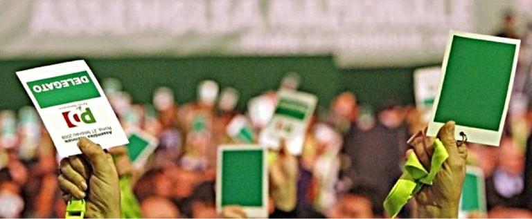 Congresso Pd, definito il calendario degli 84 congressi di Circolo
