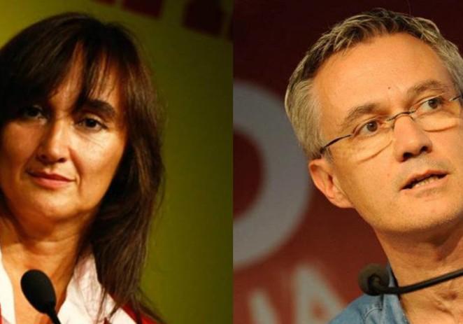 Pd, il sen. Vaccari e l'on. Garavini in Commissione Antimafia