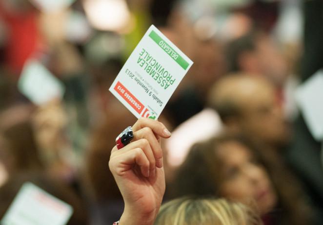 La nuova Assemblea comunale modenese del Pd