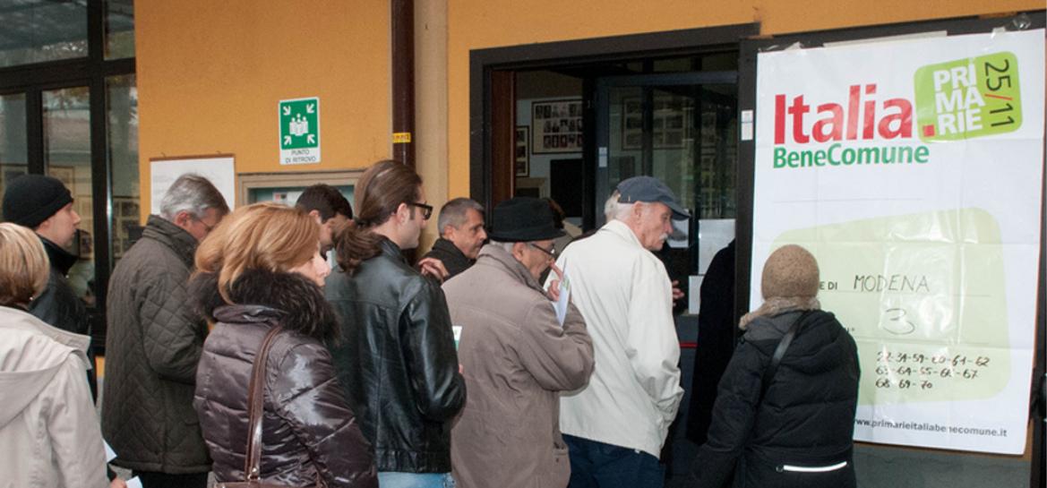 Primarie pd saranno allestiti 119 seggi in tutta la for Elenco parlamentari pd