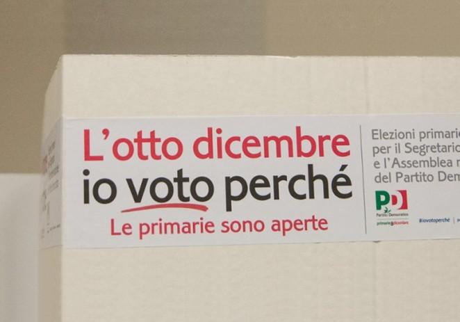 L'8 dicembre noi votiamo – le foto delle primarie a Modena