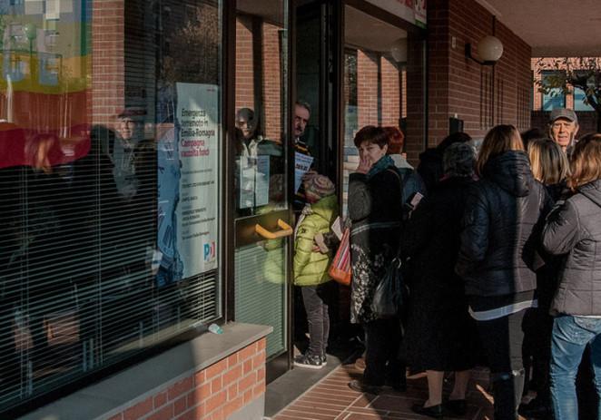 Primarie Pd, alle 17.00 nel modenese avevano votato in 54.440