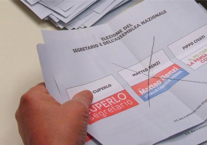 Primarie Pd, la Commissione provinciale certifica i dati definitivi