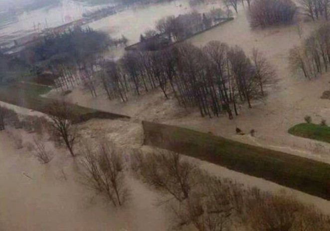 Alluvione, Ghizzoni e Vaccari interverranno domani in Parlamento