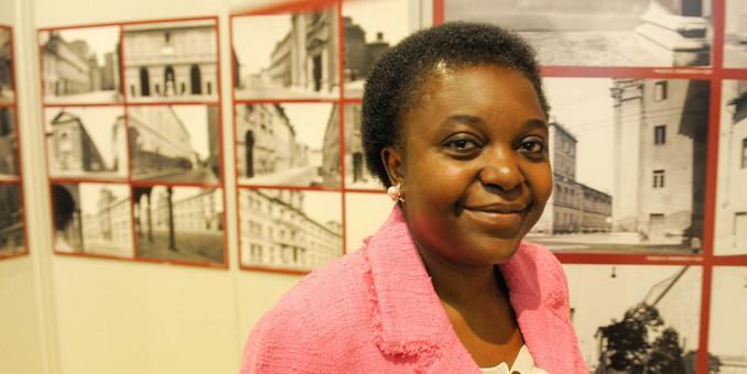 Spilamberto, oggi pomeriggio incontro con Cécile Kyenge