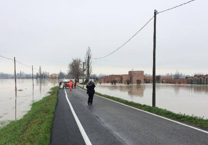 """Alluvione, Vecchi, Serri e Bonaccini """"Subito lo stato di emergenza"""""""