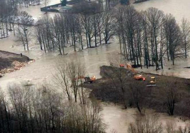 Alluvione, solidarietà dall'Assemblea comunale del Pd di Soliera