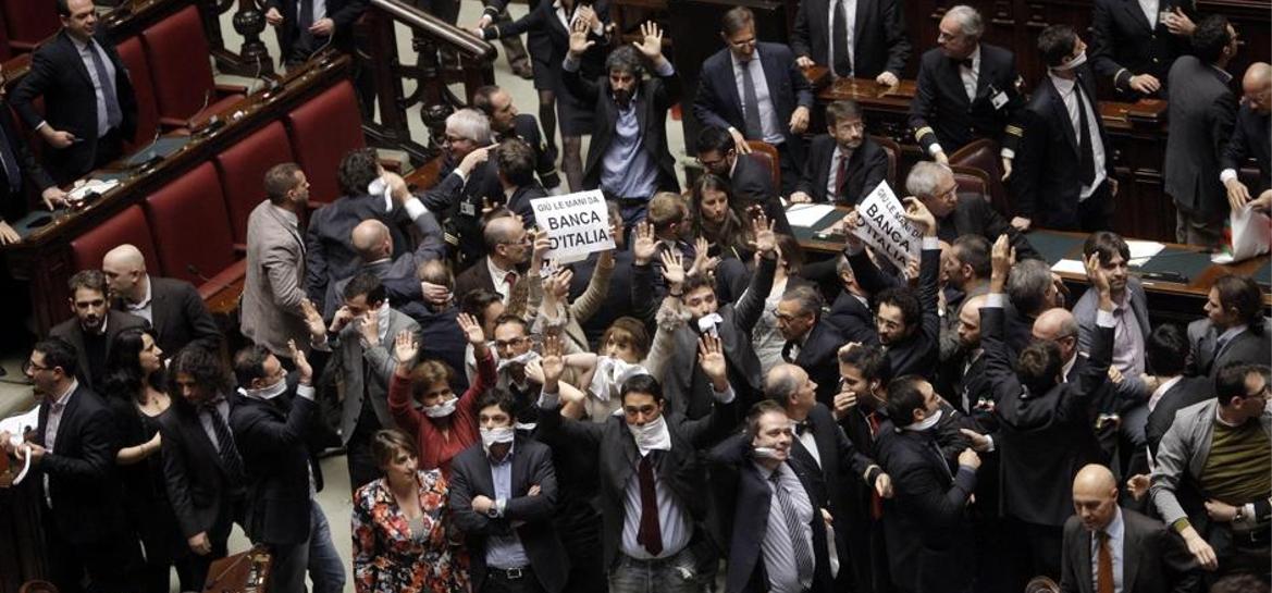 caos parlamento ghizzoni e pini il m5s punta allo