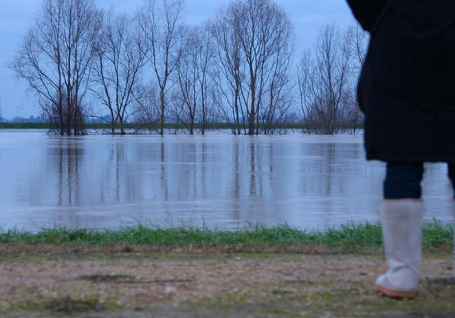 """Alluvione,consiglieri Pd """"Impegni concreti per chi ha subito danni"""""""