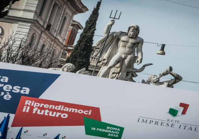 Roma, parlamentari Pd hanno incontrato i manifestanti modenesi