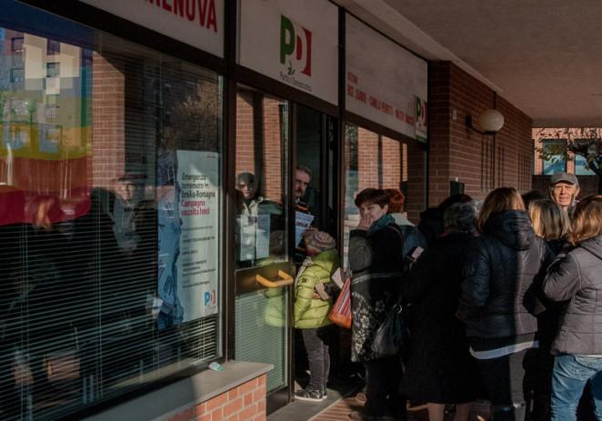 Primarie, domenica si vota nei 49 seggi allestiti in 7 comuni
