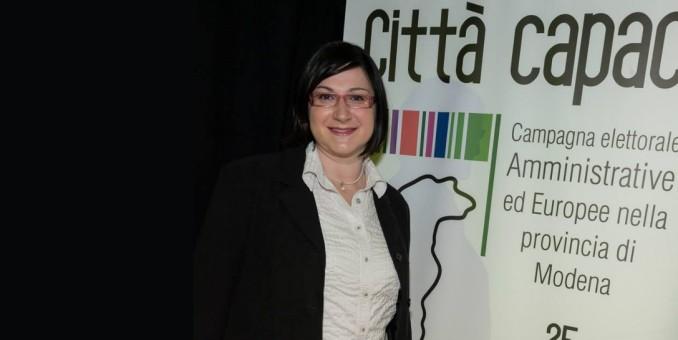 Cavezzo Bene Comune – Lisa Luppi Candidata Sindaco