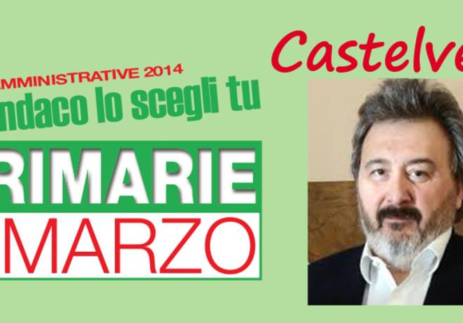 Primarie Castelvetro, è Franceschini il candidato sindaco Pd