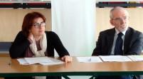 """Beccaria, Lucia Bursi e Andrea Sirotti """"Un sindaco molto amato"""""""