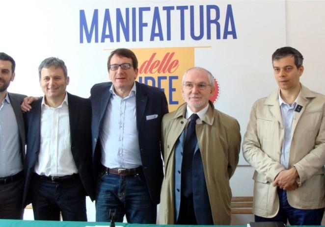"""Elezioni, Muzzarelli """"Una coalizione che vuole bene a Modena"""""""