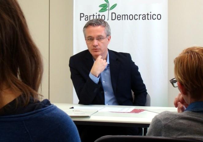 Il Sen. Vaccari presenta il bilancio di un anno di mandato