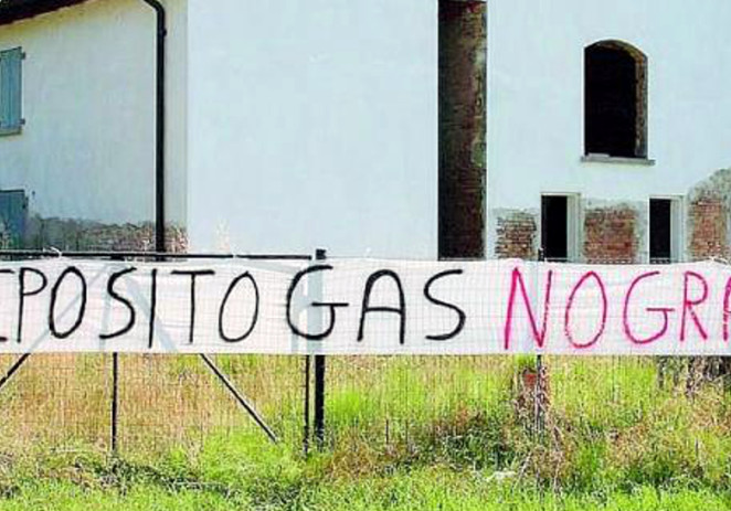 """Rivara, Spinelli """"Fine progetto gas, certifica come Pd unica forza credibile"""""""