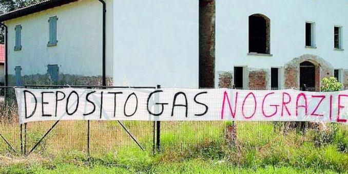 """Gas Rivara, parlamentari Pd """"Il deposito non si farà"""""""