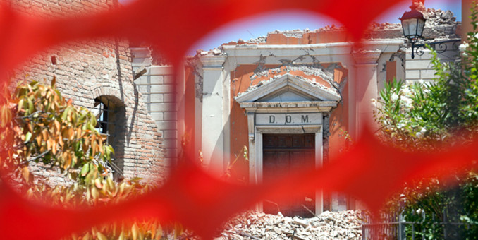"Sisma, Pittella ""Fondi europei ben spesi, ricostruzione modello"""