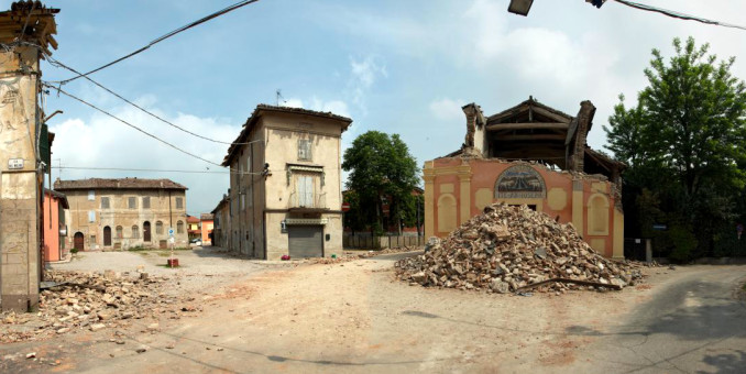 """Sisma, Ghizzoni """"In arrivo risorse per la ricostruzione dei beni storici"""""""