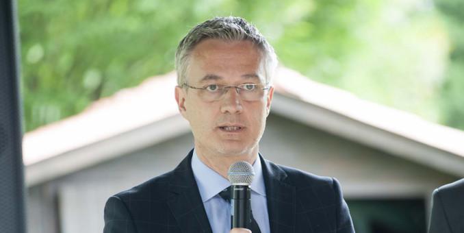 Funerali, il sen. Vaccari presenta il ddl a Roma con Luca Lotti