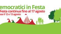 Bosco Albergati, Festa Pd prolungata fino al 17 agosto
