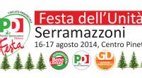 Serramazzoni, il 16 e 17 agosto Festa de L'Unità al Centro Pineta