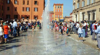"""Piazza Roma, Stortini """"Un gioiello senz'auto restituito alla città"""""""