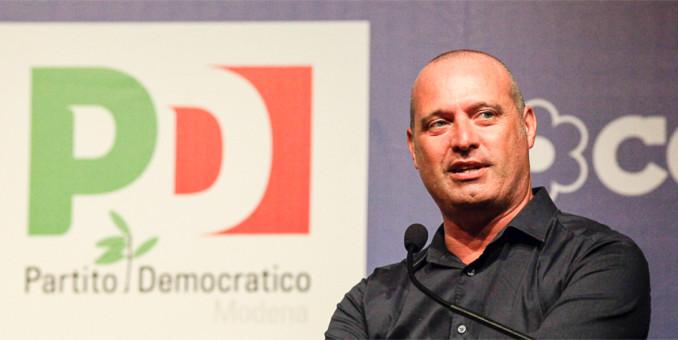 Stasera si chiude a Modena la campagna di Stefano Bonaccini