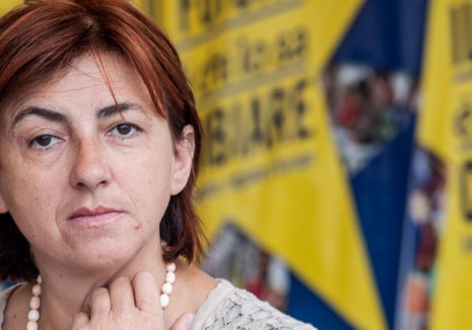 """Sciopero Cgil e Uil, Lucia Bursi """"Il lavoro è l'obiettivo comune"""""""