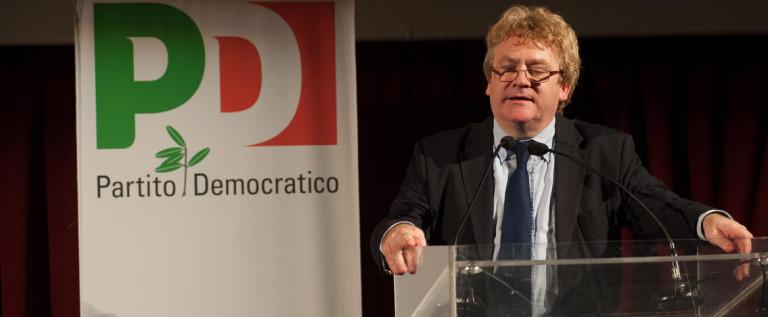 Luciano Vecchi nominato coordinatore Area internazionale del Pd