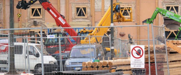 Sisma, audizione in Commissione per il punto sulla ricostruzione