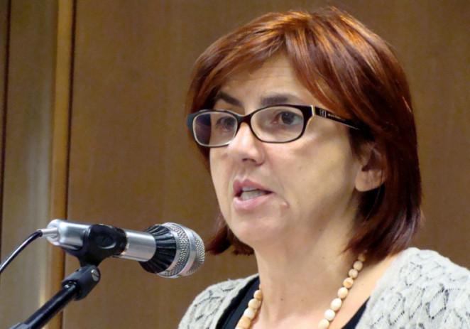 """Lucia Bursi """"L'astensione sia un tema del congresso regionale"""""""