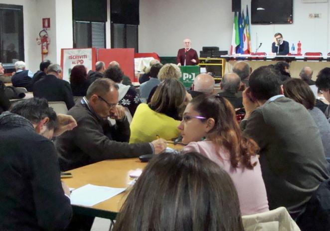 """Assemblea cittadina Pd, Andrea Sirotti """"Cambiamo il partito"""""""