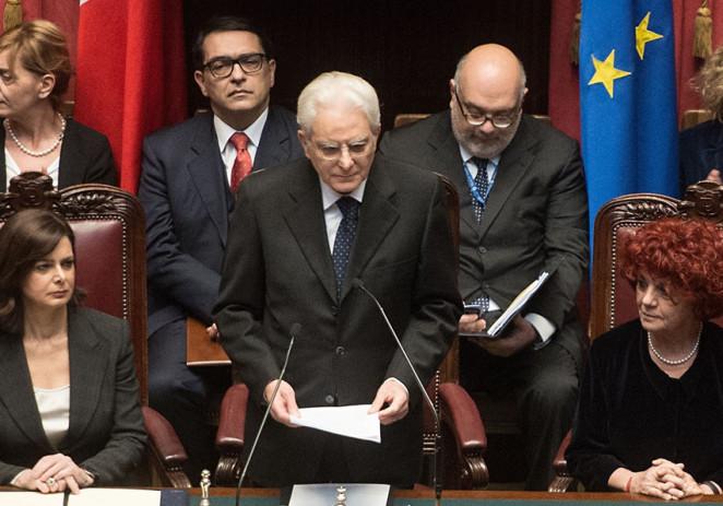 """Mattarella, parlamentari Pd """"Un discorso di alto profilo"""""""