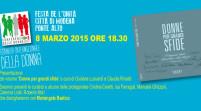 Festa Unità, domenica presentazione del libro su donne e politica