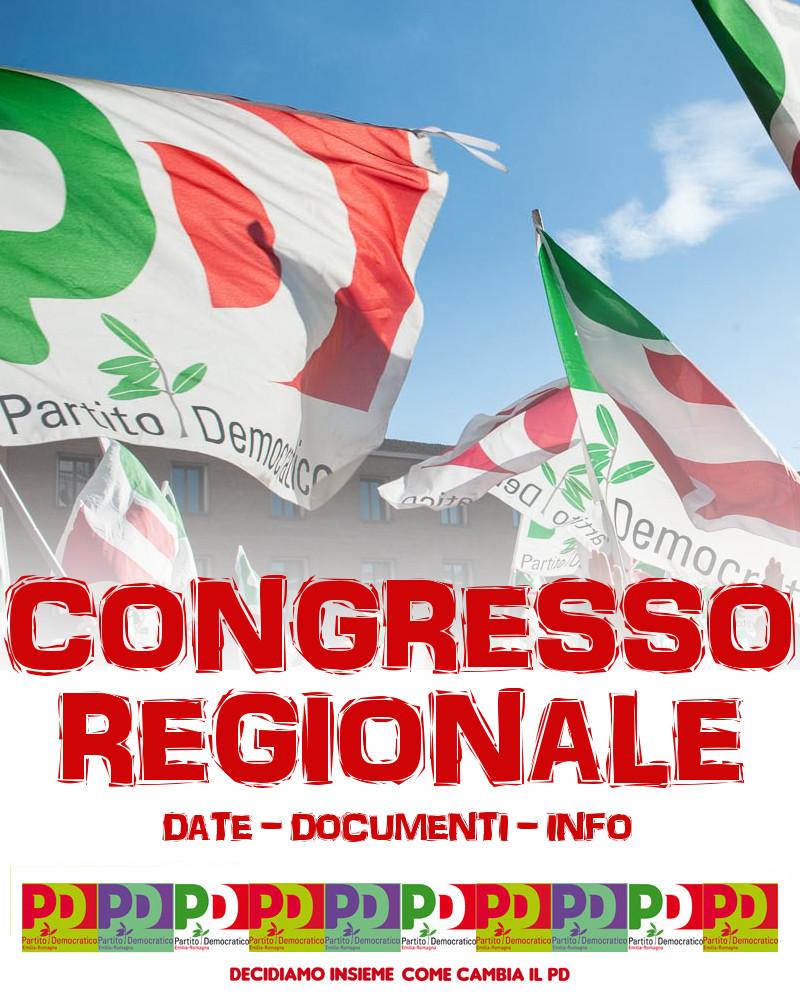 CONGRESSO REGIONALE 2015