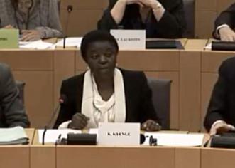 """Migrazioni, Kyenge """"Le regole si cambiano ai tavoli, non sui social"""""""