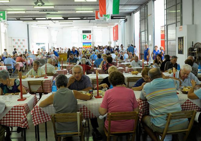 """San Felice, Pd """"Il deposito non si farà, un pranzo per festeggiare"""""""
