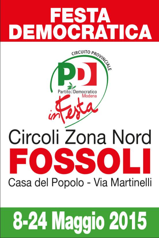 festa Pd Fossoli