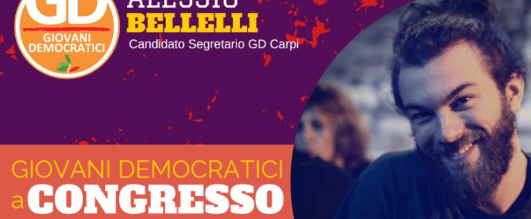 Festa Carpi, mercoledì il secondo congresso dei Giovani democratici