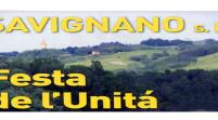 Savignano, venerdì 19 agosto prende avvio la Festa de l'Unità
