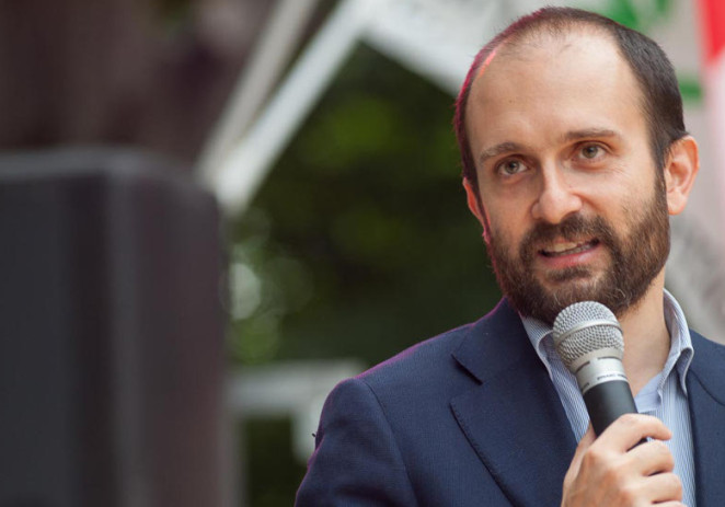 Festa Pd, domenica il presidente nazionale del Pd Matteo Orfini
