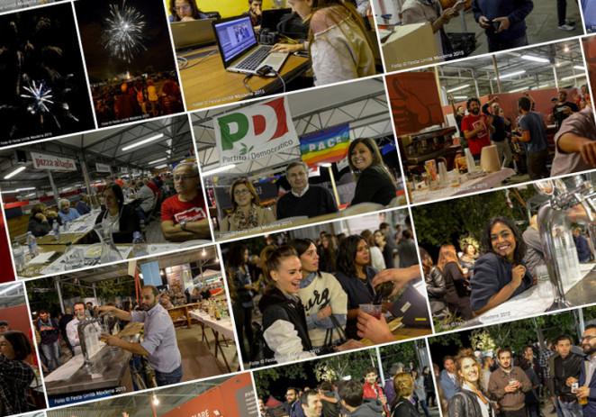 Festa de l'Unità – le foto più belle di lunedì 21 settembre