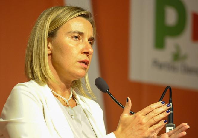 Festa de l'Unità – il video integrale dell'incontro con Federica Mogherini