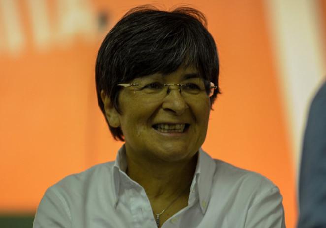 Maria Cecilia Guerra domenica alla Festa nazionale Pd dei Diritti a Torino