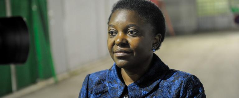 """Kyenge """"Rapporti coi vicini eccellenti, verifichino forze dell'ordine"""""""